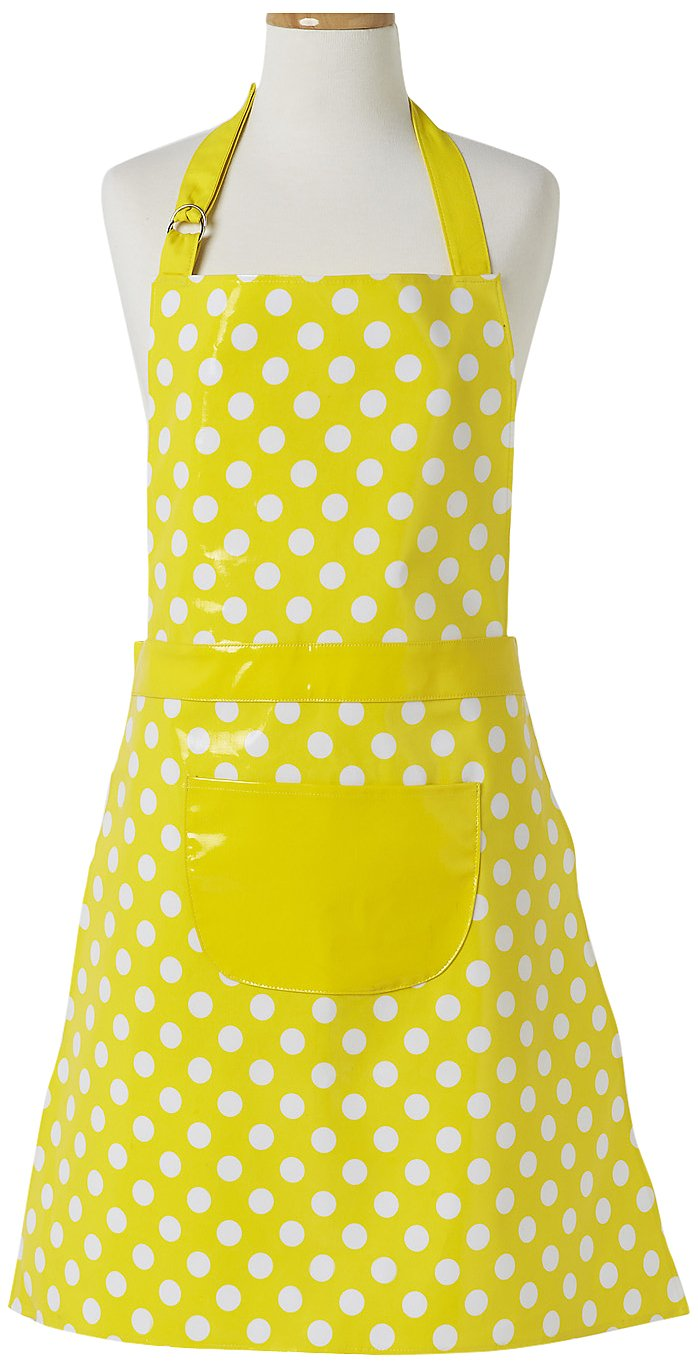 Red Ladelle International 11566 Ladelle Penny Easy Care Apron
