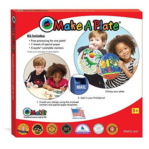 Makit Products Inc. Make A Plate by Makit Products Inc.
