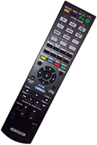 Replaced Remote Control Compatible for Sony STRKS470 RM-AAU071 1-487-611-11 STRDH710 HT-CT350 Audio/Video AV Receiver Home Theater System