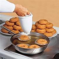 TAOtTAO Plastic Doughnut Donut Maker Machine Mold DIY Tool Kitchen Pastry Making Bake Ware