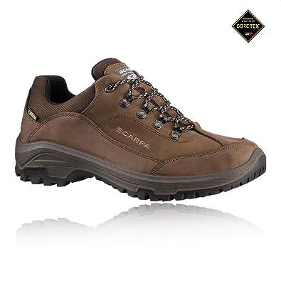 3fad7e68451 Scarpa Cyrus Gore-TEX Hiking Shoes - SS19 Brown  Amazon.co.uk  Shoes   Bags