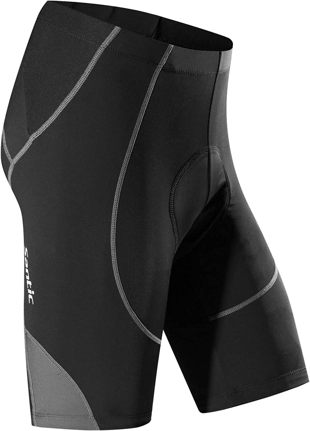 Santic Cycling Shorts Men's Bike Biking Bicycle Pants Tights 4D Coolmax Padded