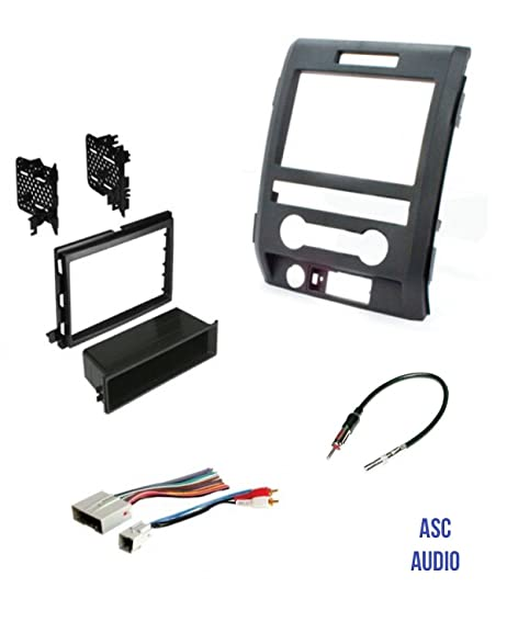 614IXnJoSKL._SY587_ amazon com asc audio car stereo radio install dash kit, wire  at alyssarenee.co
