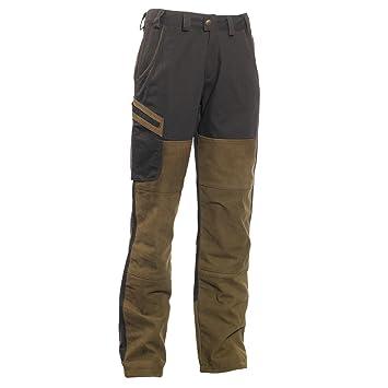 Deerhunter Monteria Caza Pantalones, marrón: Amazon.es: Deportes y aire libre