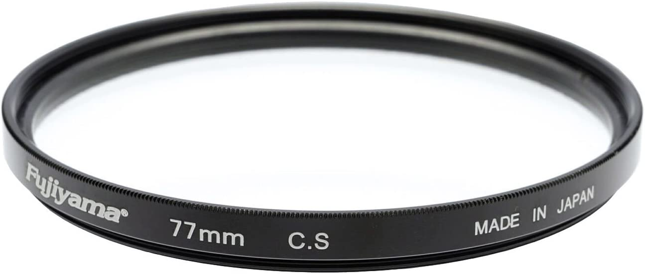 Fujiyama 77mm Cross Screen Filter Made in Japan for Sony Vario-Sonnar T 16-35mm F2.8 ZA SSM II
