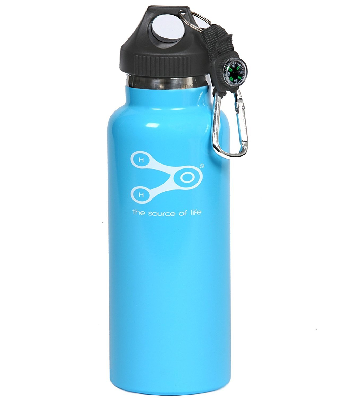 Amazon.com: treksos aislado botella de agua de acero ...