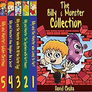 The Billy and Monster Collection Audiobook