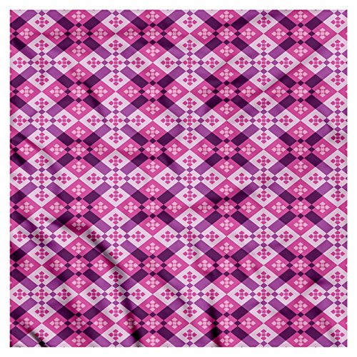 Style Floorboards (Abstract Bandana by Ambesonne, Geometric Tiles Square and Rectangles Floorboard Style Modern Art, Printed Unisex Bandana Head and Neck Tie Scarf Headband, 22 X 22 Inches, Fuchsia Hot Pink Pale Mauve)