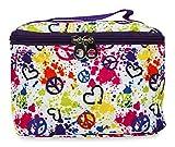 Jenzys Peace Sign Love Makeup Bag