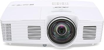Acer H6517ST - Proyector (FHD 1920 x 1080, DLP 3D, 2 x HDMI ...