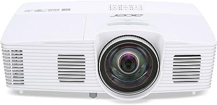 Acer H6517ST - Proyector (FHD 1920 x 1080, DLP 3D, 2 x HDMI, 255 W ...