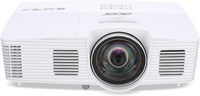 Opinión sobre Acer H6517ST - Proyector (FHD 1920 x 1080, DLP 3D, 2 x HDMI, 255 W), blanco