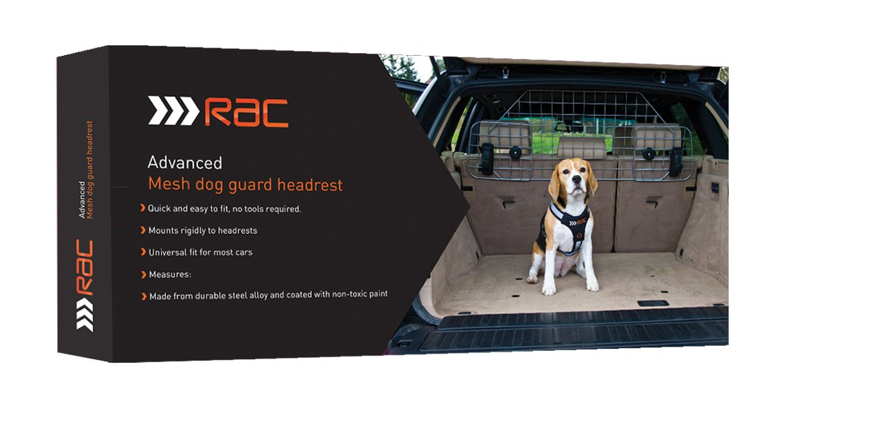 RAC Advanced Mesh Dog Guard