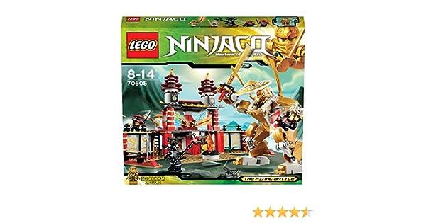 Lego Ninjago - El Templo de la Luz (70505)