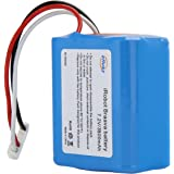 efluky ブラーバ 380J バッテリー 充電池3500mAh for Irobot Braava 380J/380T/Mint Plus 5200 5200c 5200B 対応 7.2V 交換用ニッケル水素 充電池 3.5Ah 汎用 7.2V 大容量 充電池2000mAh/2500mAh / 3500mAh(3500mAh)