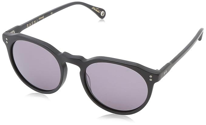 Amazon.com: Raen Remmy - Gafas de sol redondas, Negro, 52 mm ...