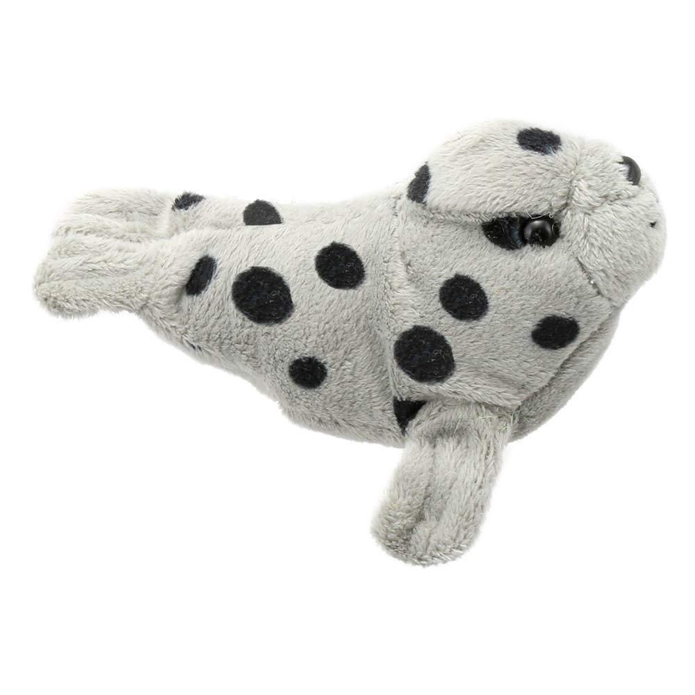 Finger Puppets Grey Seal The Puppet Company