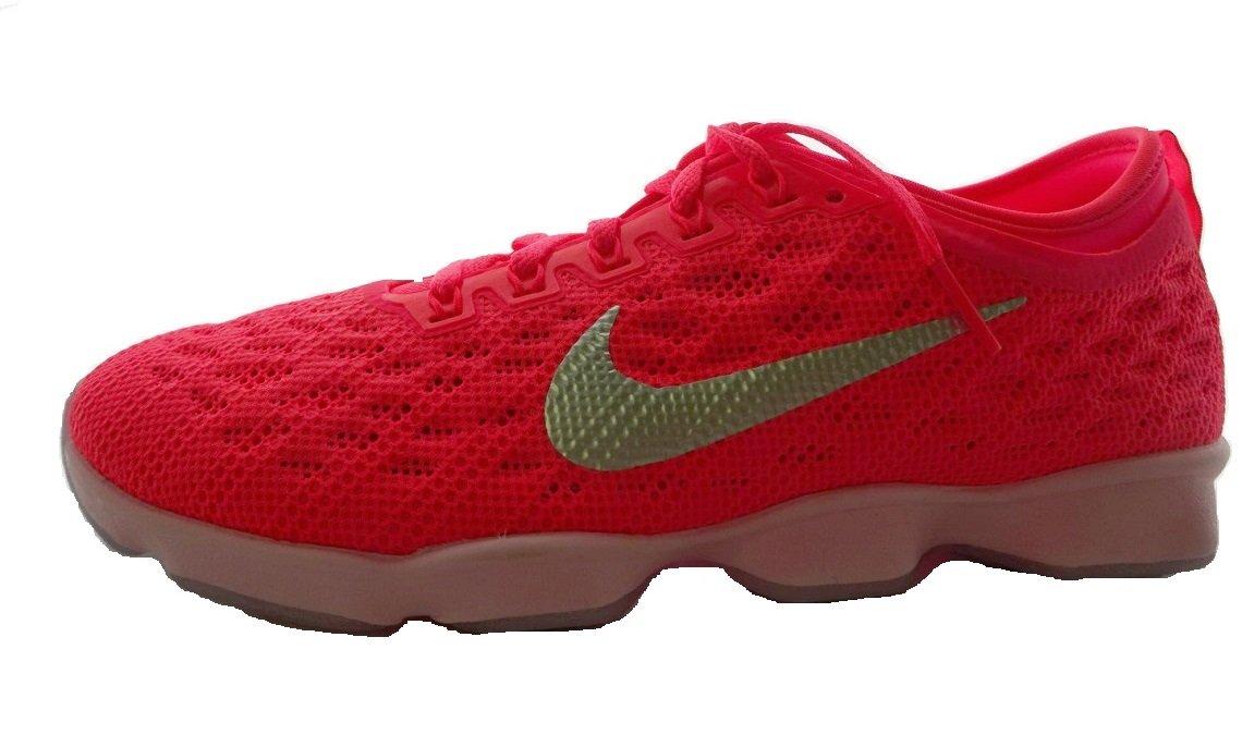 Nike Zoom Fit Agility Women US 9.5 Pink Sneakers