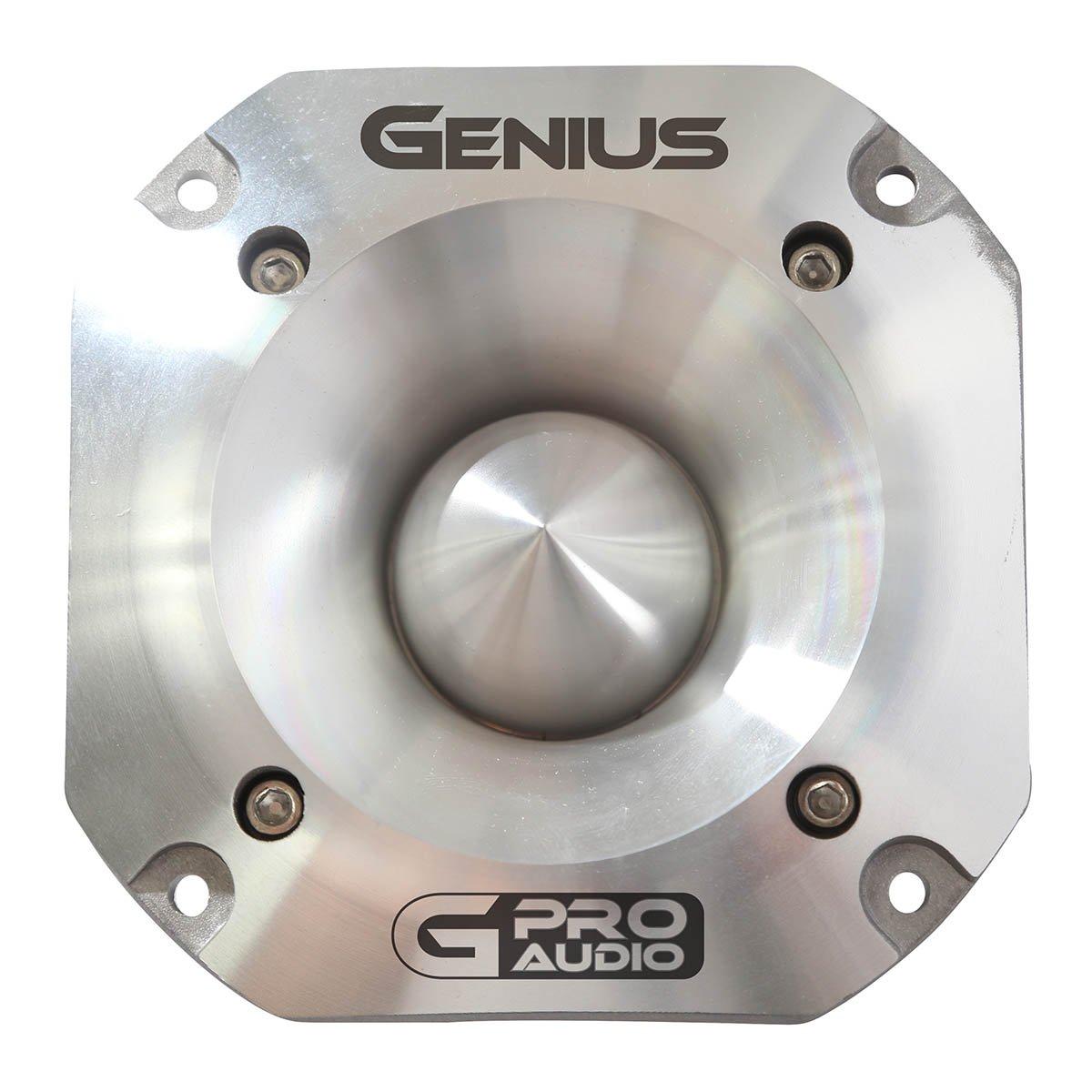 Genius GPRO-T02 1.5 300 Watts-Max Tweeter Car Audio Aluminium Diaphragm 4-Ohms Aricasa