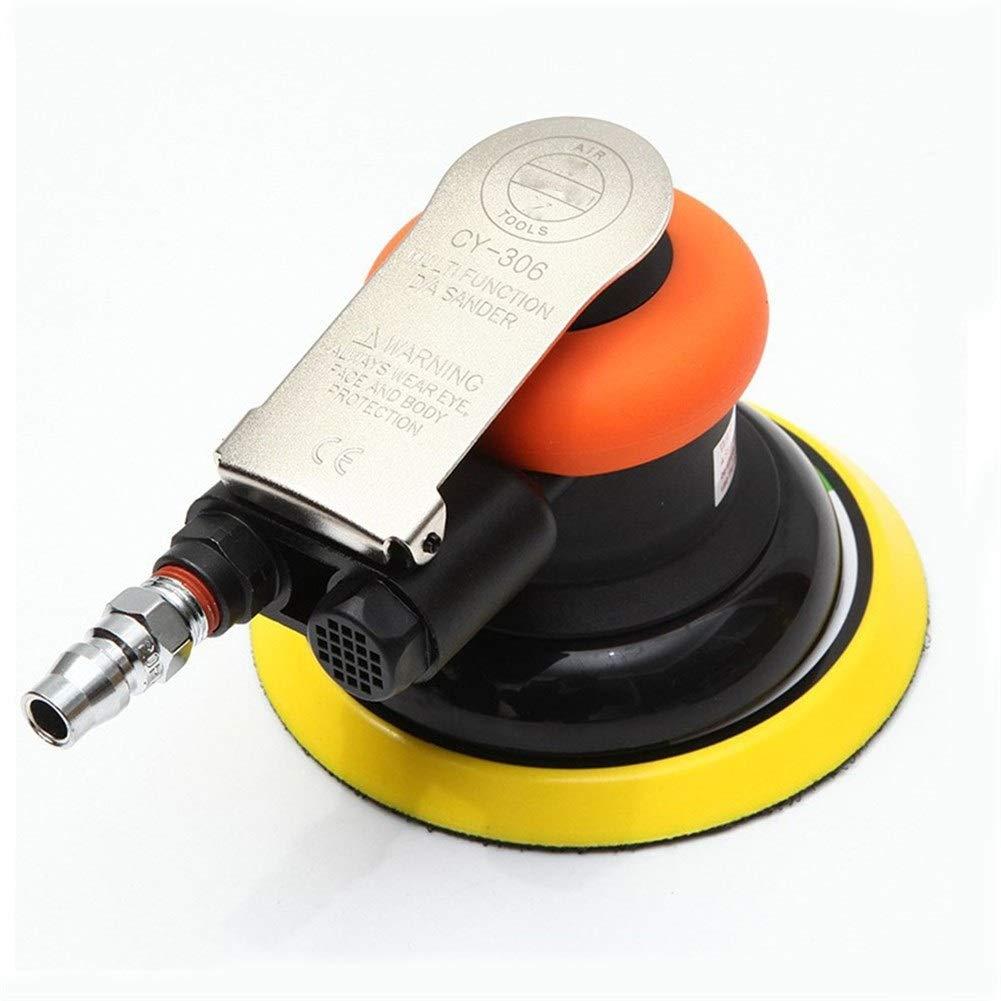 Pneumatic Grinding Machine, High Speed Low Noise Light Sandpaper Machine, 5-inch Disc Polishing Sand Machine by XIAOL-Pneumatic Tool