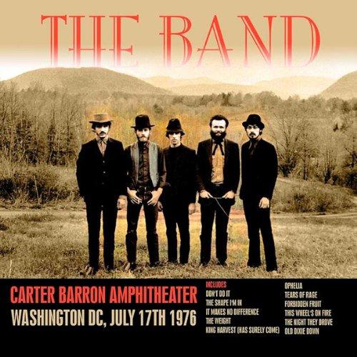 Band Carter Barron Amphitheater Washington
