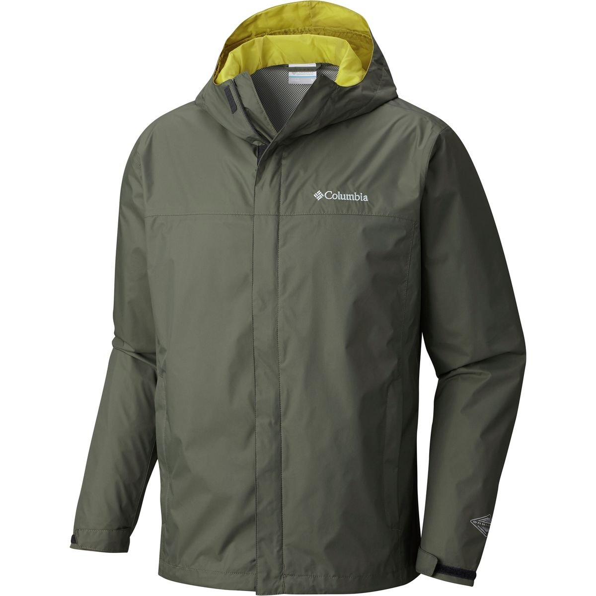 Columbia Men's Watertight Ii Jacket, Gravel, Large by Columbia (Image #1)