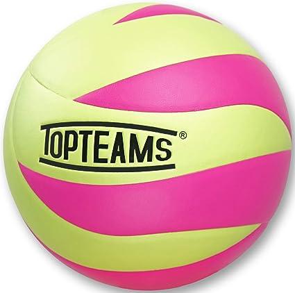Acehmks Volleyball,Balón de Voleibol de Playa, Talla 5 (Pink ...
