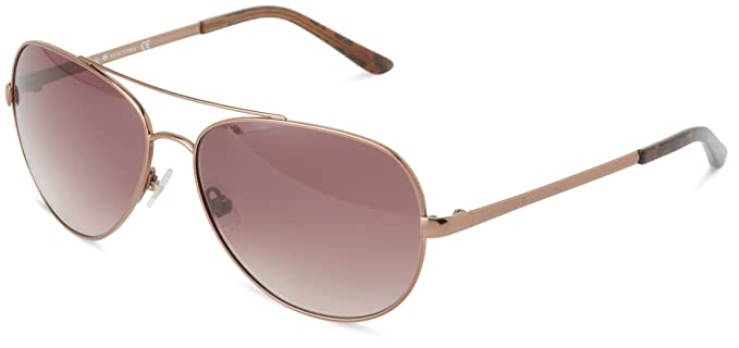 8e58c27524 Amazon.com  Kate Spade Avaline Aviator Sunglasses