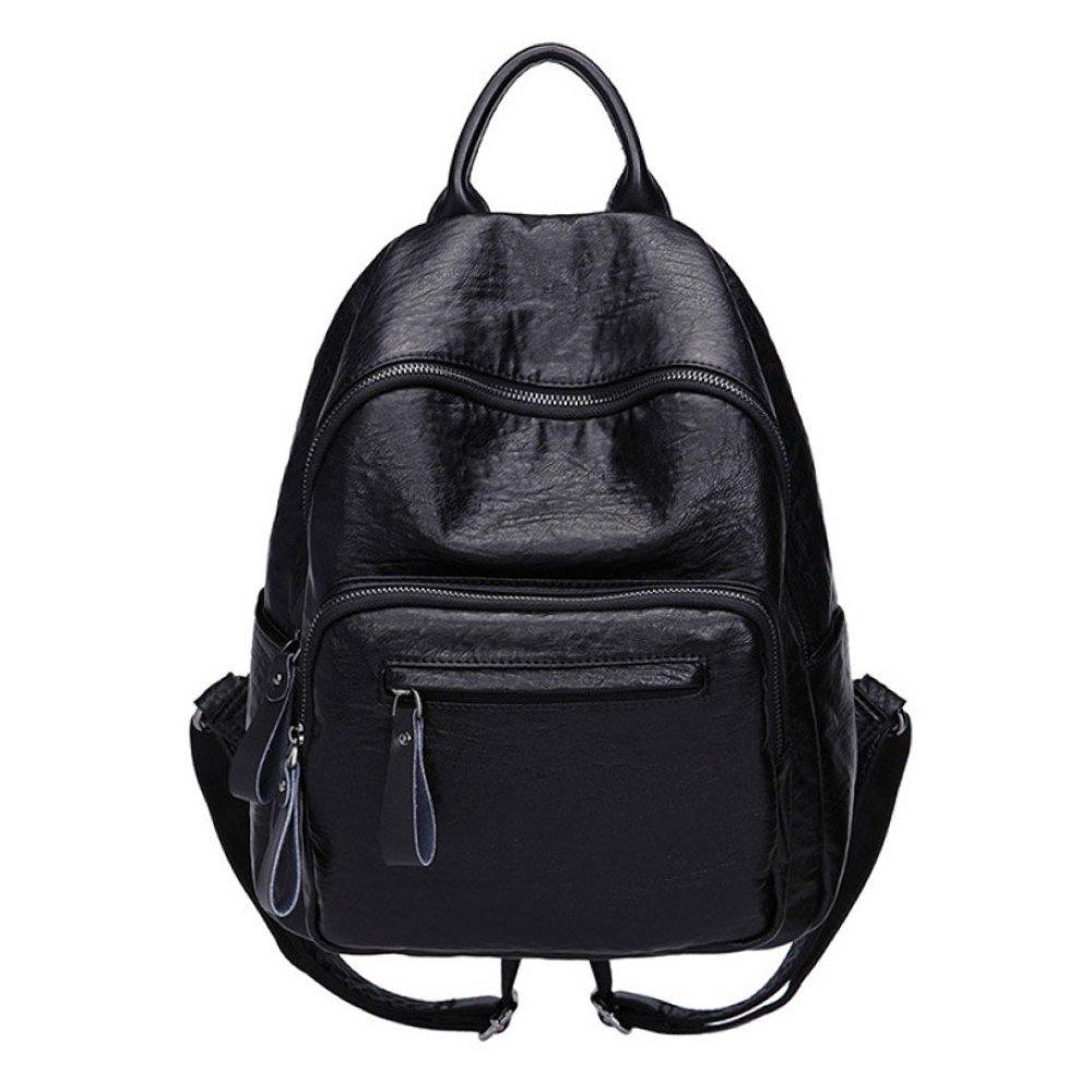 Lady Mode Einfach Rucksack Rucksack Rucksack Wild Umhängetaschen Praktisch Tragbar Reisetaschen Tagesrucksack B07F9NGXK9 Rucksackhandtaschen Billig c406a9