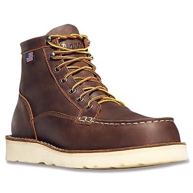 15563 encierro Moc dedo del pie Botas de trabajo: Amazon.es: Zapatos y complementos