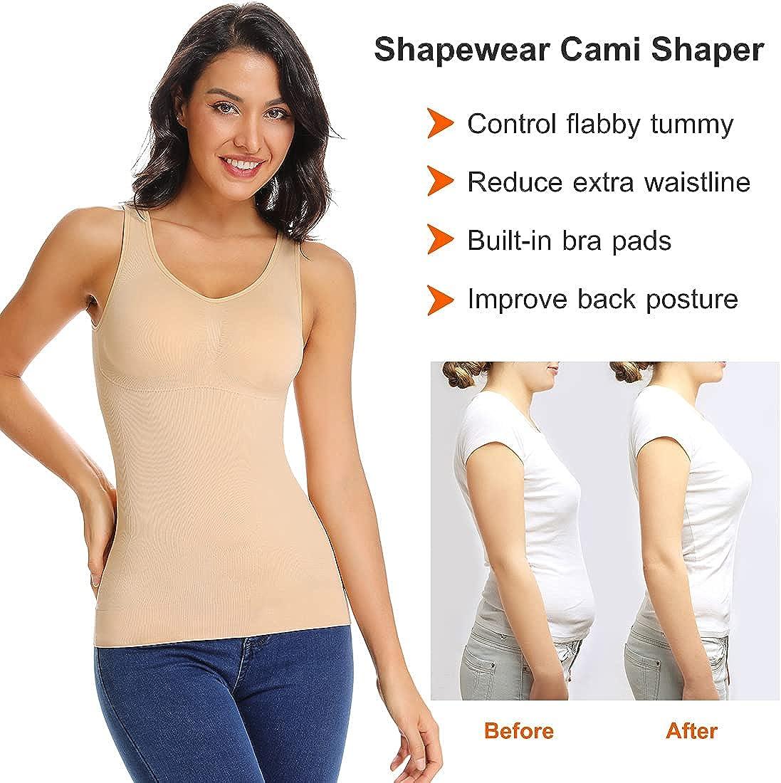 prettysmart slimming camisol