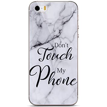 coque silicone iphone 5 marbre