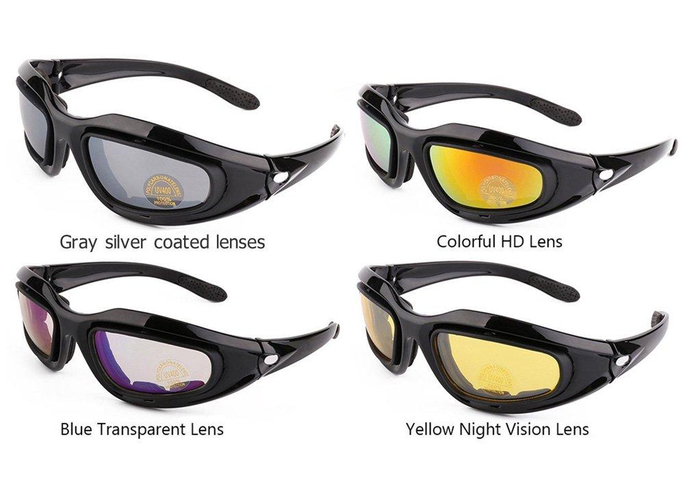 35ef2403c9 Amazon.com   Zabarsii Polarized Sunglasses