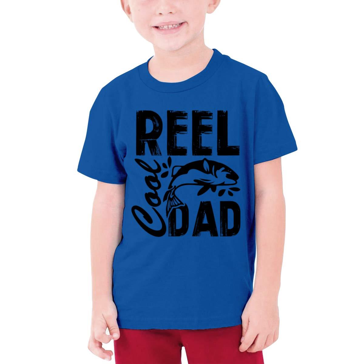 Negi Reel Cool Dad Boy Short-Sleeved Tee