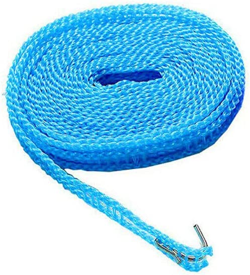 5M Non-slip Nylon Washing Clothesline Outdoor Travel Camping Clothes Line Rope