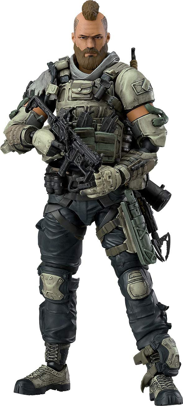figma CALL OF DUTY(R): BLACK OPS 4 ルイン
