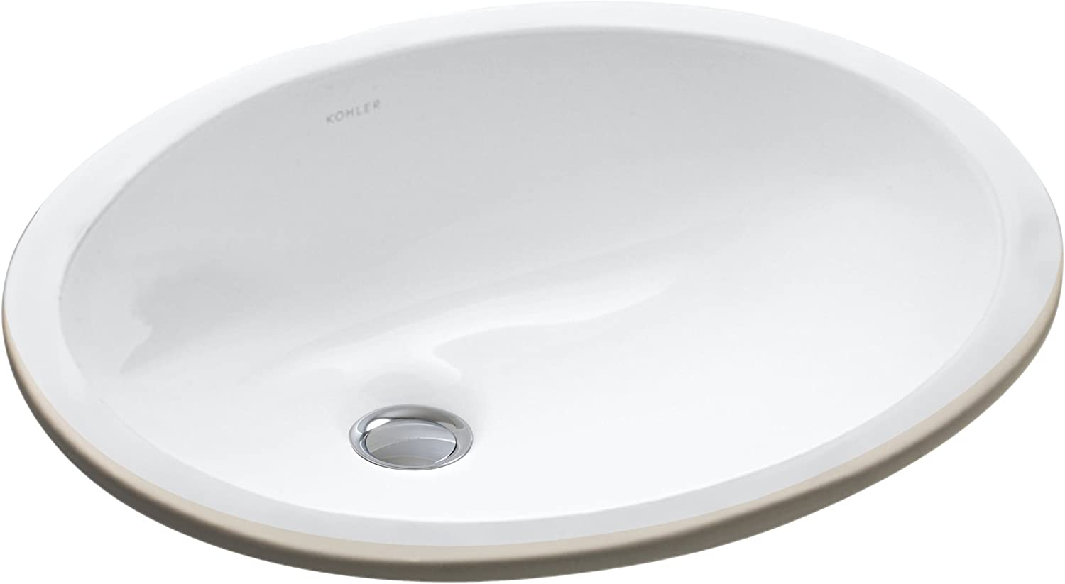 Best undermount sink: Kohler K-2209 Caxton