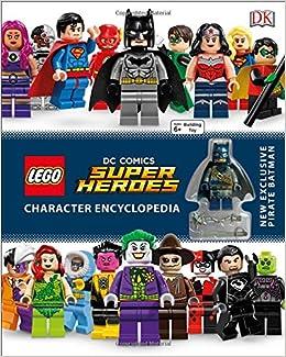 Comics Super Heroes Character Encyclopedia Hardcover – April 5, 2016