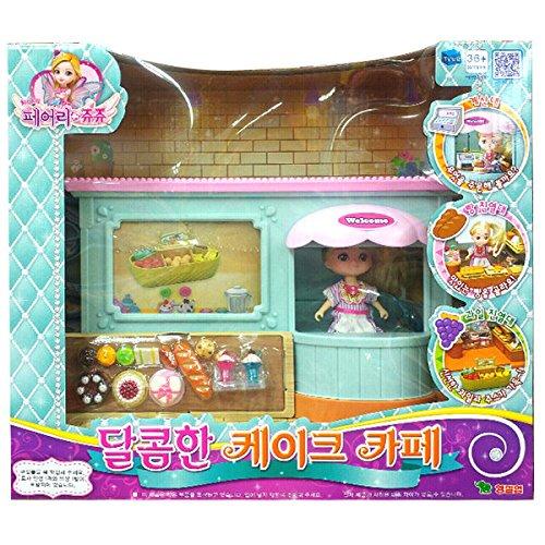 YOUNGTOYS Fairy Jouju Sweet Cake Café Toy