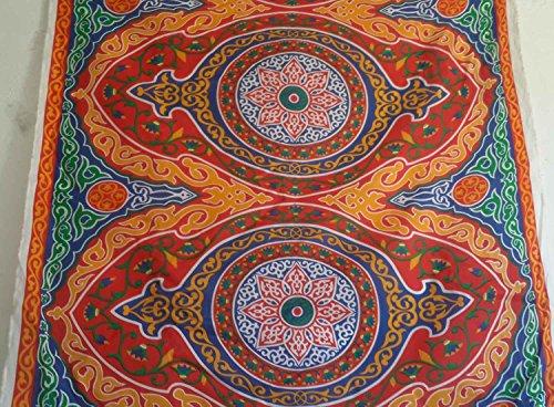 Exotic Multi Purpose Egyptian Khayamiya Ramadan Display Showroom Fabric Wall Decor Party Showrooms (Arabian Party Decorations)