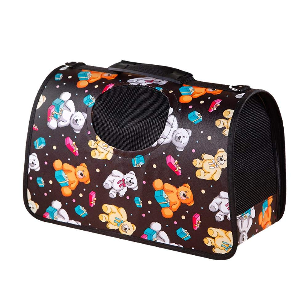 Portable Travel Pet Backpack, Gifts for Bears, Small Size 1-4 kg (for Reference) by Outdoor Backpack