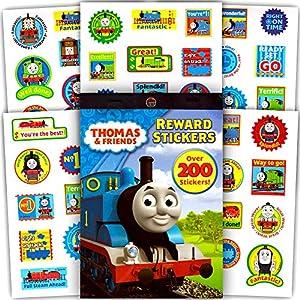 Thomas the Train Reward Stickers 200 Stickers Amazon