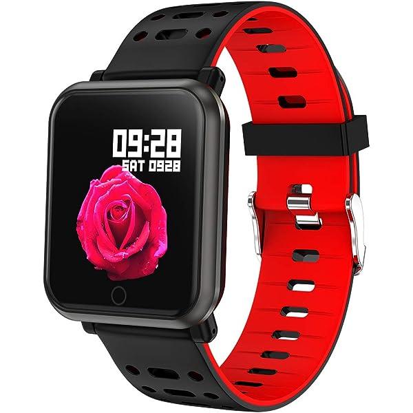 TDOR Oferta Cyber Monday Smartwatch Hombre Android e iOS Reloj ...