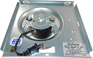 Nutone Motor (8664RP) Assembly # 97017706 1550 RPM; 1.2 amps, 115 volts