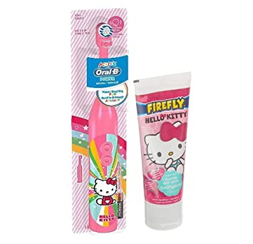 Amazon.com: hello kitty – 2 piezas higiene bucal Juego ...