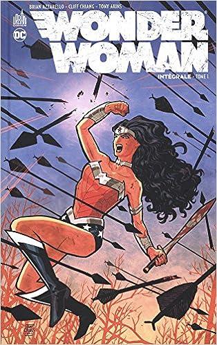 Wonder Woman Intégrale, Tome 1 :