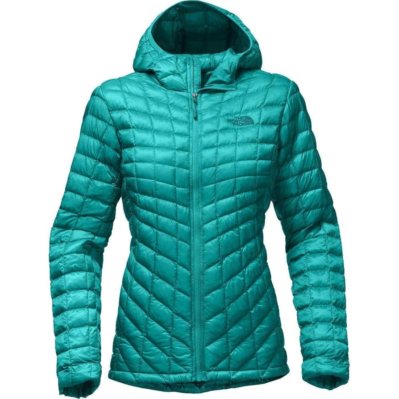 (ザ ノースフェイス) The North Face レディース アウター ジャケット Thermoball Hooded Insulated Jacket [並行輸入品] B07BZJ6XHM  L