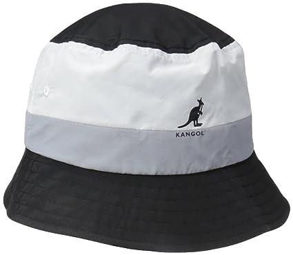 8dfce1a6 Kangol Men's Bold Stripe Bucket at Amazon Men's Clothing store: