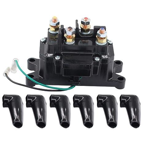 ATV Winch Contactor Solenoid Warn # 63070 62135 74900 2875714 FREE SHIPPING