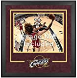Cleveland Cavaliers Deluxe 16'' x 20'' Frame - Fanatics Authentic Certified - NBA Other Display Cases